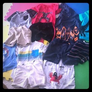 24 month baby boy clothes